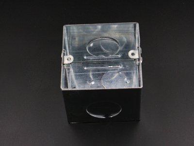 86-70铁方盒1寸孔